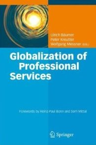 Globalization of Professional Services
