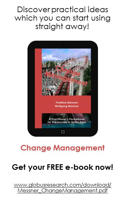 FREE Change Management e-book